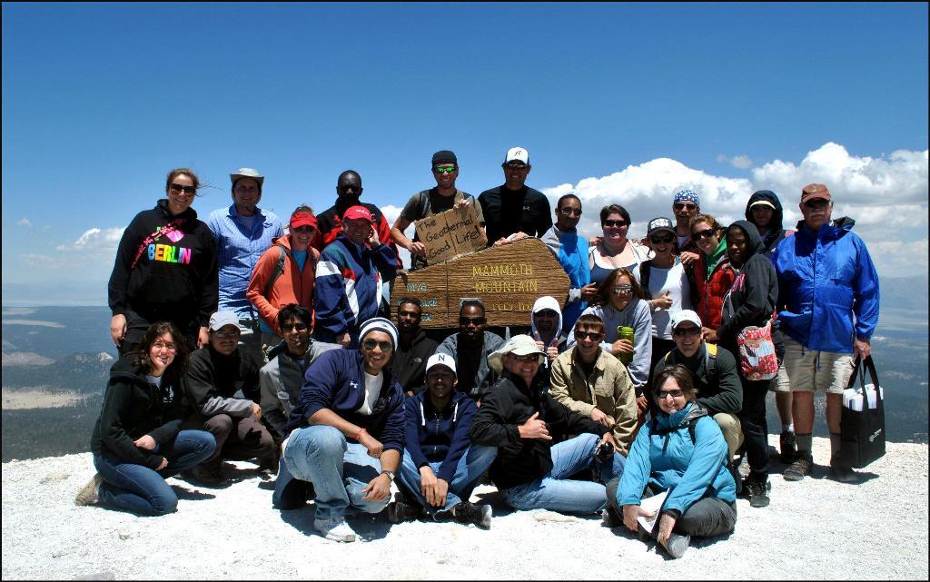 Team EGS Mountain Summit