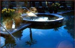 Image courtesy of the Roman Spa Resort